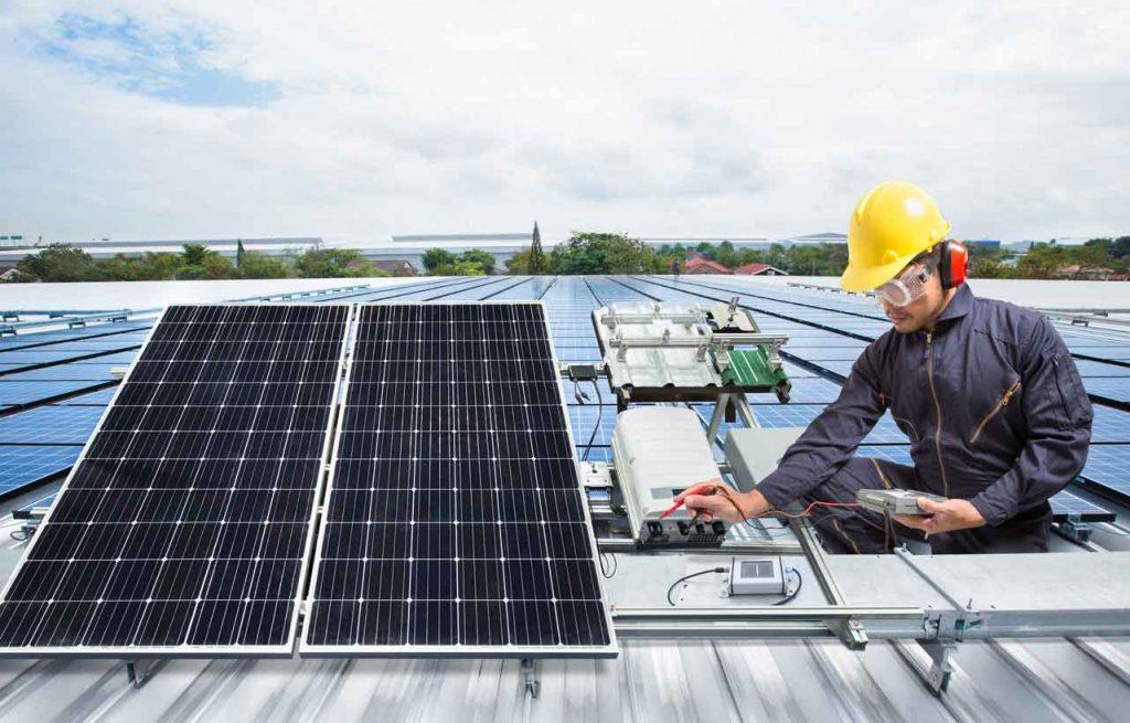 paneles solares, inversores para instalar